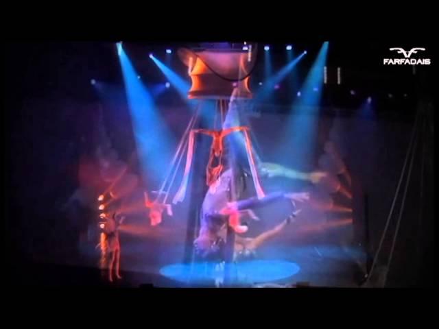 Les Farfadais - Farfadais Remix Pop CircuShow