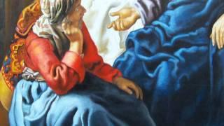 Cristo in casa di Marta e Maria-Falsi d
