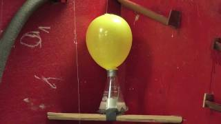 Rube Goldberg Competition Entry
