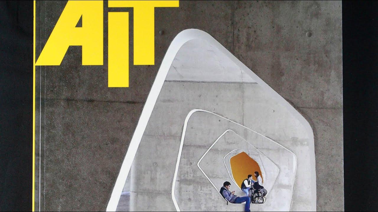 Architektur Und Design Zeitschrift : zeitschrift a i t 5 2014 magazin f r architektur interieur und design sowie technischer ausbau ~ Indierocktalk.com Haus und Dekorationen