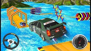 GT Racing Stunts Tuner Car Uphill Mountain Climb - Impossible Car Race Games - Android GamePlay