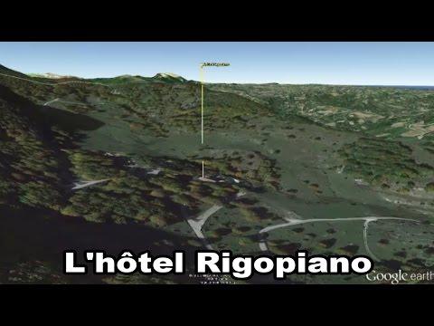 L'hôtel Rigopiano - Province De Pescara - Abruzzes - Italie - Abruzzo - Avalanche