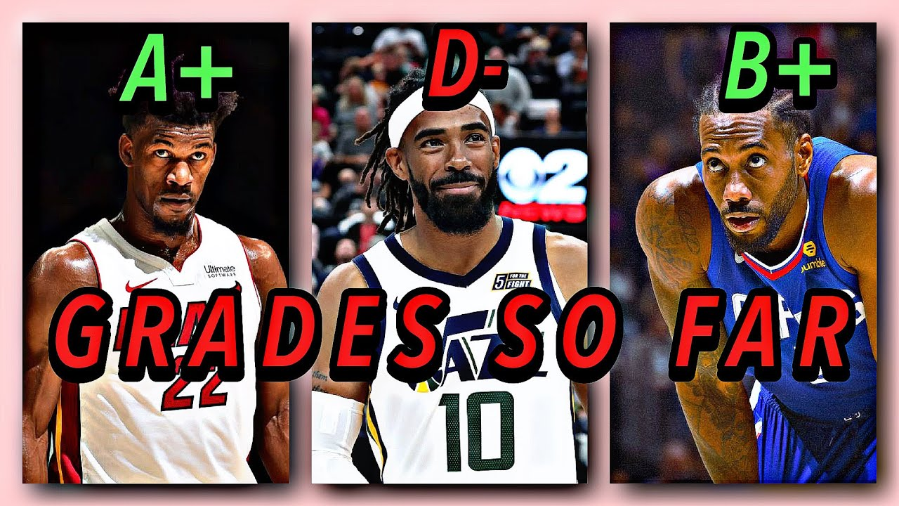 NBA Midseason Grades: Lakers, Bucks have surprise company ...