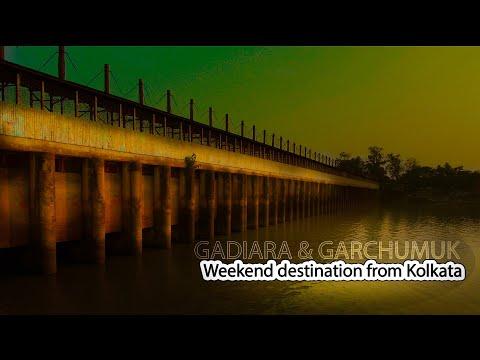 gadiara and garchumuk picnic  spot nearby Kolkata.(One man travel video)