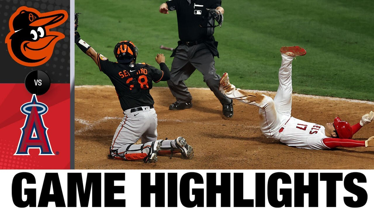 Download Orioles vs. Angels Full Game Highlights from 7/2/21