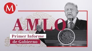 Primer Informe de Gobierno de Andrés Manuel López Obrador