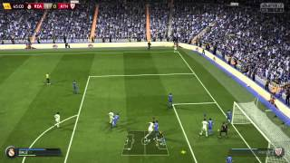 #7 FIFA 15 Real Madryt - Athletic Bilbao