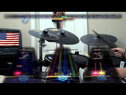 American Dream by Silverstein - Full Band FC #3002