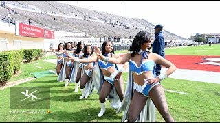 Jackson State University - Marching In Vs ASU - 2019 #JSUHomecoming