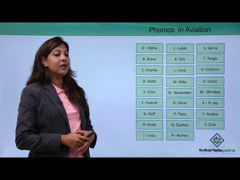 Aviation - Terminologies