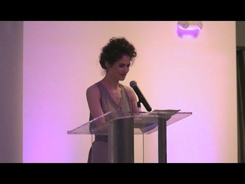 20th Anniversary Visionary Awards: Neri Oxman introduced by Jennifer Dunlop Fletcher