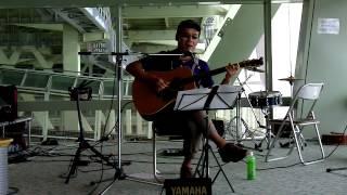2011.8 舞子海上プロムナードライブにて・・・ かなり古い歌ですが、