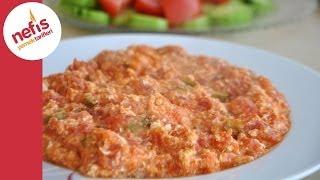 Menemen Tarifi | Nefis Yemek Tarifleri