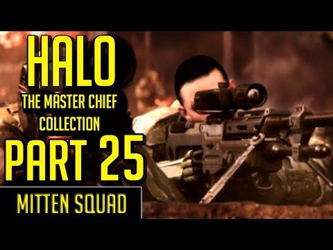 Halo MCC: Part 25 - Rooftop Runner (Halo 2 Anniversary)