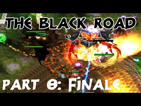 Wc3 The Black Road #8: Hades & Sphinx (German)