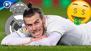 Le Real Madrid prêt à offrir un gros chèque à Gareth Bale pour le faire partir | Revue de presse