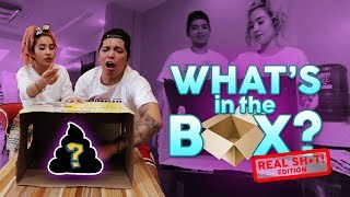 WHATS IN THE BOX CHALLENGE (PARODY EDITION)