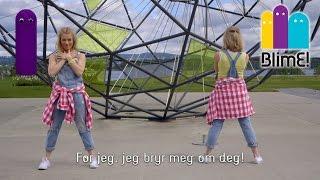 Lær deg Lilla dans! | BlimE 2015 | NRK Super