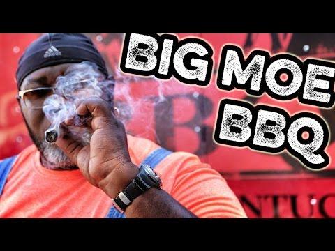 BBQ Pitmasters Big Moe Cason, Ponderosa BBQ DesMoines BBQ Pit Wars Star