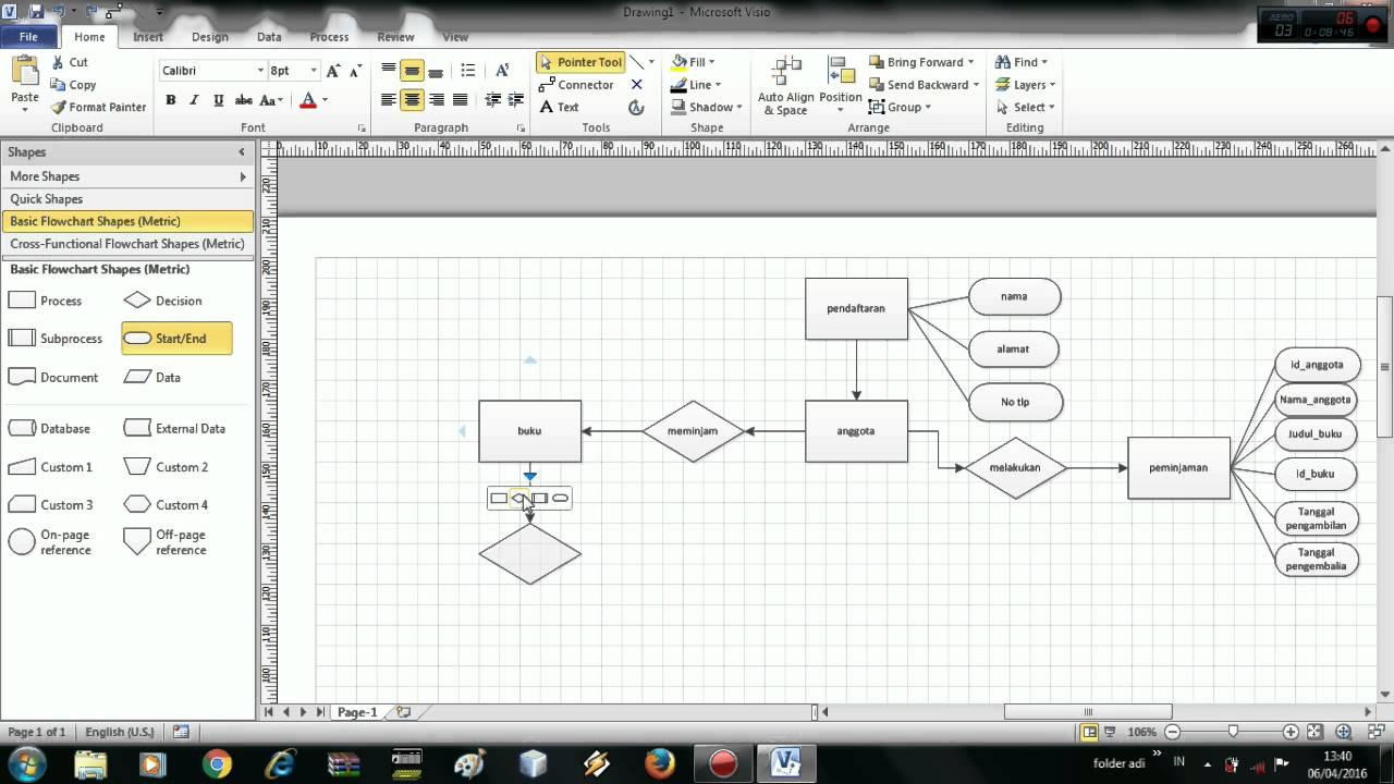 Download Contoh Database Perpustakaan Dengan Microsoft