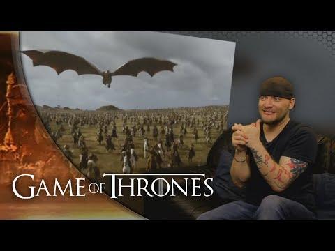 Game of Thrones: Season 7 - Official Trailer REACTION!