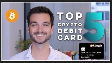 Top 5 Crypto Debit Cards in 2020 #debitcard #bitcoin #visa #mastercard