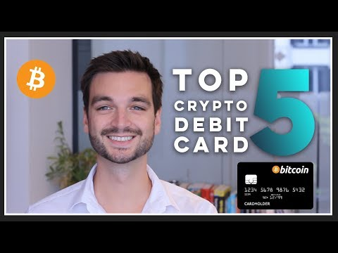 Top 5 Crypto Debit Cards In 2019