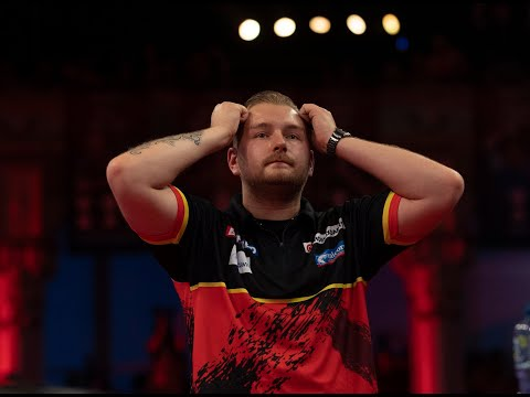 """Dimitri van den Bergh: """"Me and Peter spoke about playing in the final – I'm like his adopted son"""""""