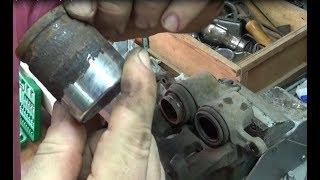 видео Основные правила проверки тормозной системы автомобиля