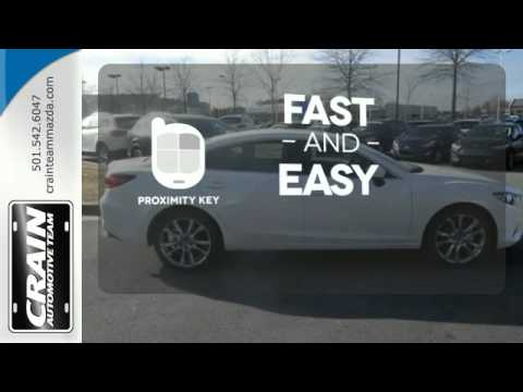2015 mazda mazda6 little rock ar bryant ar 5ma7214. Black Bedroom Furniture Sets. Home Design Ideas