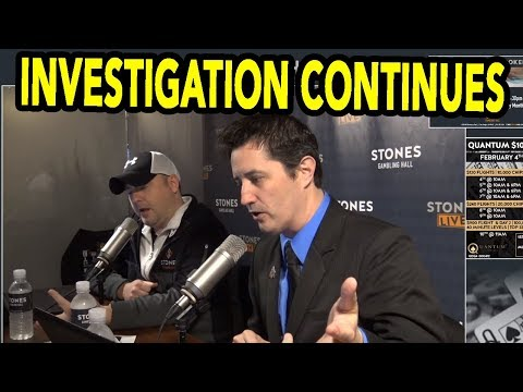 #4 INVESTIGATION MIKE POSTLE CHEATING SCANDAL STONES LIVE