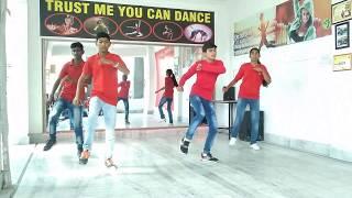 First Class Bollywood Dance | Kalank | Easy Dance Choreography For Beginners|DEV DANCE