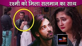 Bigg Boss 13 Review: SHOCKING! Salman Enters In The House To Support Rashami & Arhaan Relation