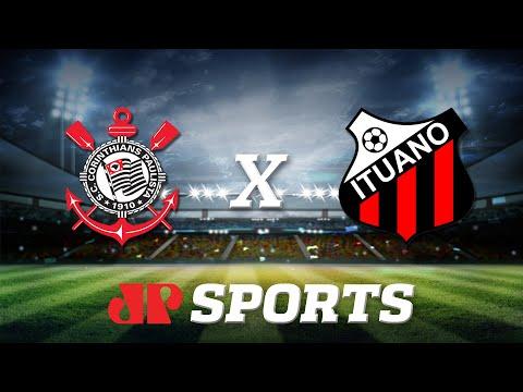 Corinthians 1 x 1 Ituano - 15/03/20 - Campeonato Paulista - Futebol JP