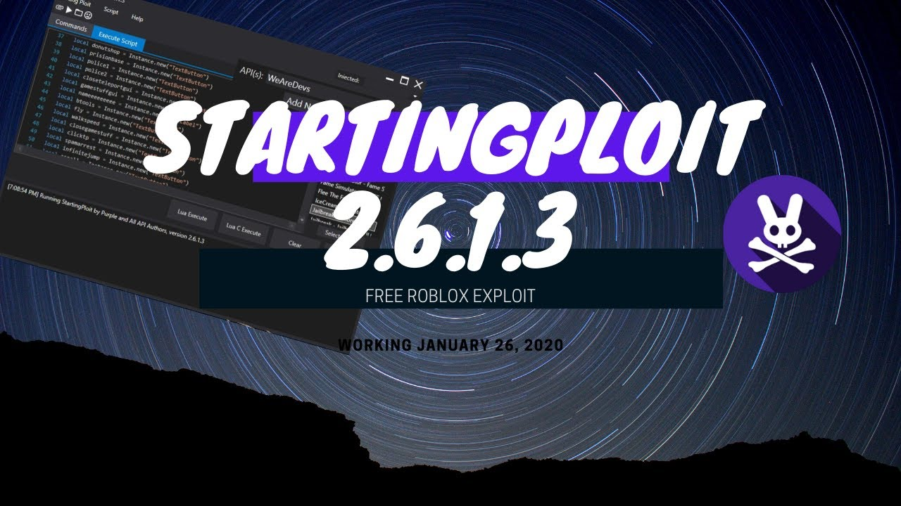 Updated Feb 16 Working Roblox Exploit Startingploit 2020