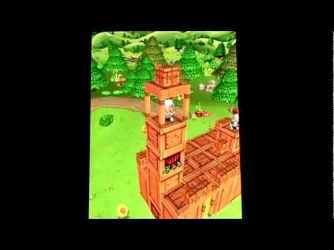 Catapult King gameplay