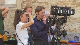 Endeavour, Season 6: The Cast on Shaun Evans as Director