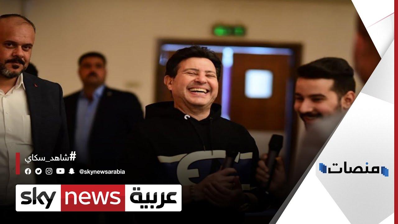 جدل عراقي حول قرار إلغاء الفقرات الغنائية في #مهرجان_بابل | #منصات  - نشر قبل 60 دقيقة