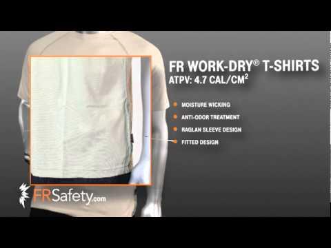Carhartt Work-Dry T-Shirt
