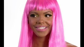 Nicki Minaj Halloween Makeup Tutorial - by Julianne Kaye Thumbnail