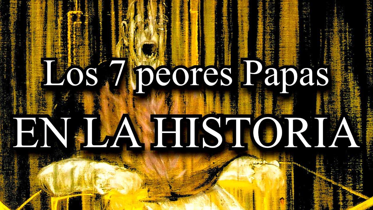 Download TOP: Los 7 peores Papas de la Historia