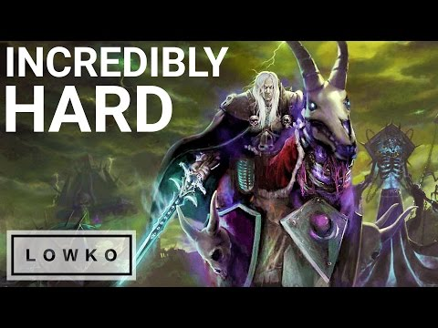 Warcraft 3: KING ARTHAS ON HARD! (Scourge Campaign)