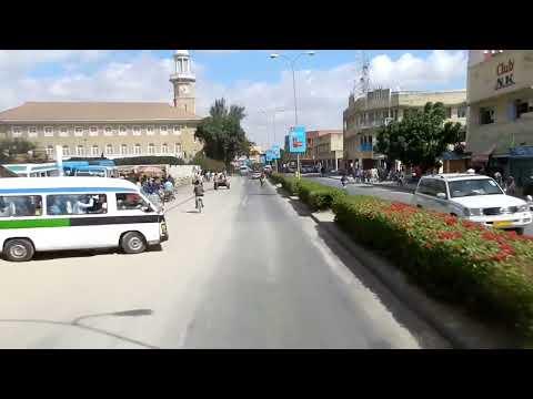 Dodoma town Tanzania Tansania