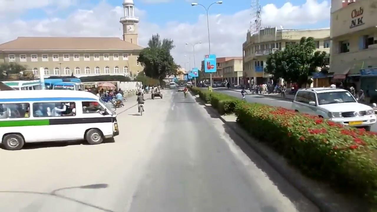 Dodoma Tanzania  City pictures : Dodoma town Tanzania Tansania YouTube