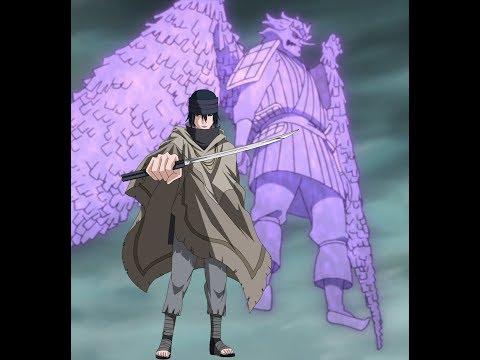 Naruto Konoha legend - Sasuke Susano Vs Obito Rikudou