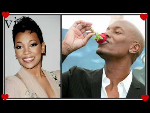 Monica & Tyrese - Go to bed mad
