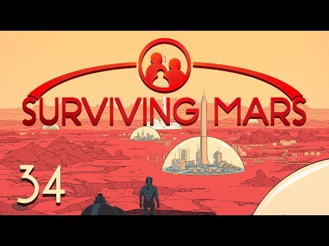 Surviving Mars Part 34 - Automated Extractors