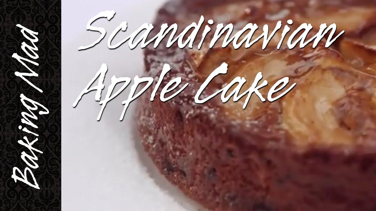 Scandinavian Apple Cake Eric Lanlard