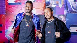 Hamilton und Boateng: Weltmeister und Modedesigner
