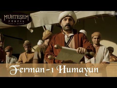 Ferman-ı Humayun - Muhteşem Yüzyıl 78.Bölüm